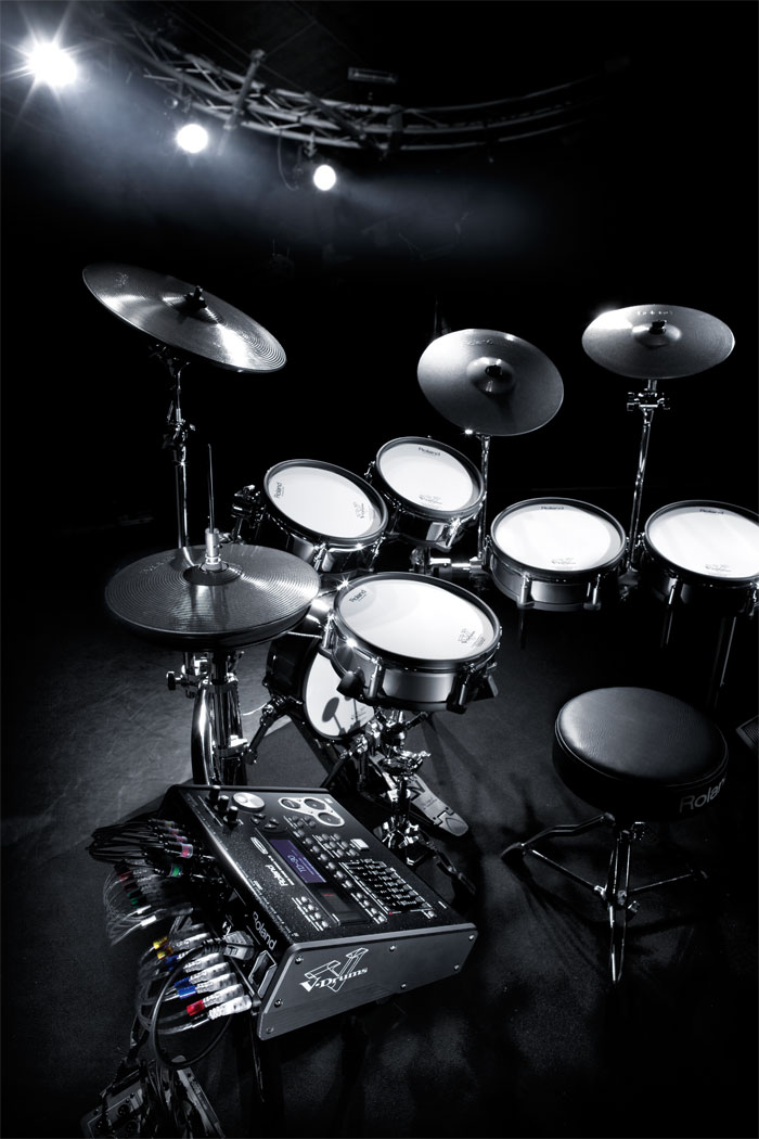 roland td 30kv v pro electronic drum kit elevated audio. Black Bedroom Furniture Sets. Home Design Ideas