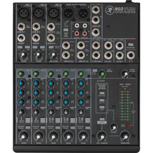 Mackie 802VLZ4 8-Channel Mixer thumbnail