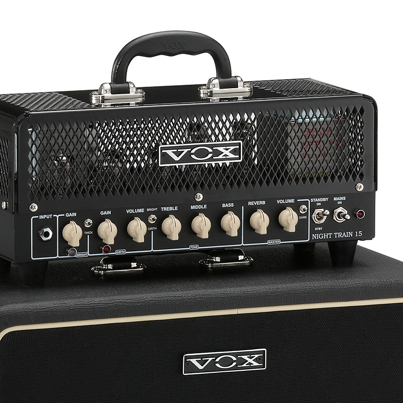 vox night train nt15h g2 amp head elevated audio. Black Bedroom Furniture Sets. Home Design Ideas