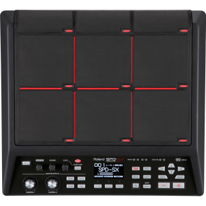 "Roland SPD-SX Sampling Pad- <font color=dd00"">$125 Instant Rebate</font> thumbnail"