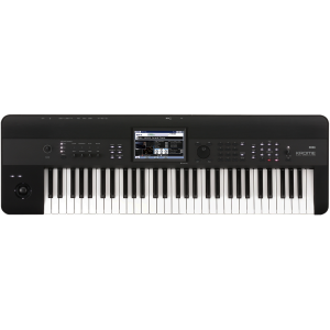 KORG Krome 61-Key Keyboard Music Workstation thumbnail