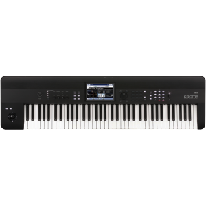 KORG Krome 73-Key Keyboard Music Workstation thumbnail