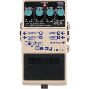 BOSS DD-7 Digital Delay Pedal thumbnail