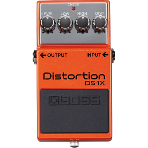 BOSS DS-1X Distortion Pedal thumbnail