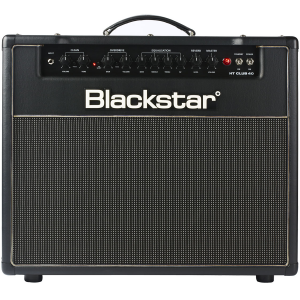 Blackstar HT Club 40 Combo Amplifier thumbnail