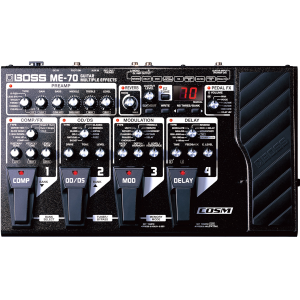 BOSS ME-70 Multi Effects Pedal thumbnail