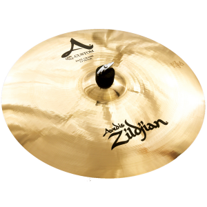 Zildjian A Custom Crash Cymbals thumbnail