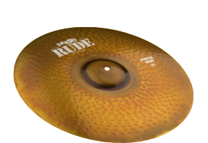 Paiste RUDE Ride Cymbals thumbnail