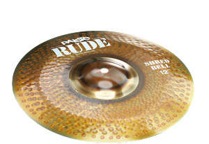 Paiste RUDE Shred Bells thumbnail