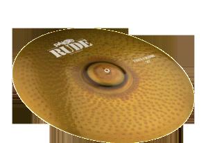 Paiste RUDE Crash Cymbals thumbnail
