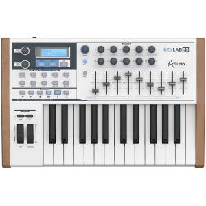 Arturia KeyLab 25-Key Controller / Synthesizer thumbnail