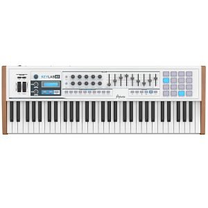 Arturia KeyLab 61-Key Controller / Synthesizer thumbnail