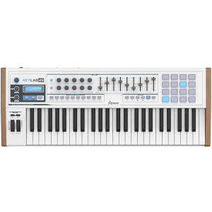 Arturia KeyLab 49-Key Controller / Synthesizer thumbnail