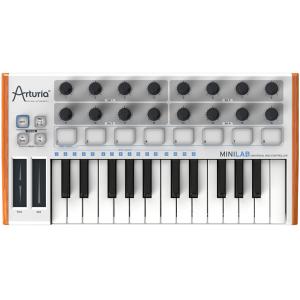 Arturia MiniLab 25-Key Controller / Synthesizer thumbnail