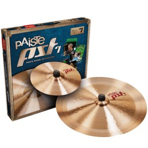 Paiste PST 7 Effects Pack Cymbal Set thumbnail