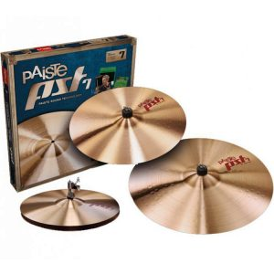 Paiste PST 7 Light Session Cymbal Set thumbnail