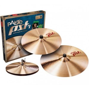 Paiste PST 7 Medium Universal Cymbal Set thumbnail