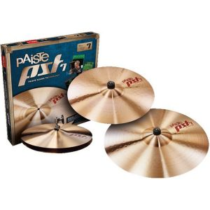 Paiste PST 7 Heavy Rock Cymbal Set thumbnail