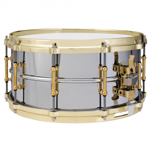 Ludwig Chrome-Over-Brass Snare Drums thumbnail