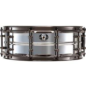 Ludwig Black Magic Stainless Steel Snare Drums thumbnail