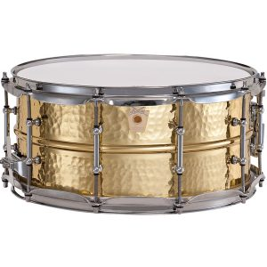 Ludwig Hammered Brass Snare Drums thumbnail