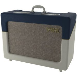 Vox AC15C1 Blue Cream Limited Edition Combo Amplifier thumbnail