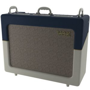Vox AC30C2 Blue Cream Limited Edition Combo Amplifier thumbnail
