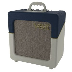 Vox AC4C1 Blue Cream Limited Edition Combo Amplifier thumbnail