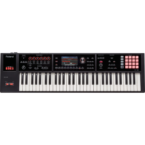 Roland FA-06 61-Key Keyboard Workstation thumbnail