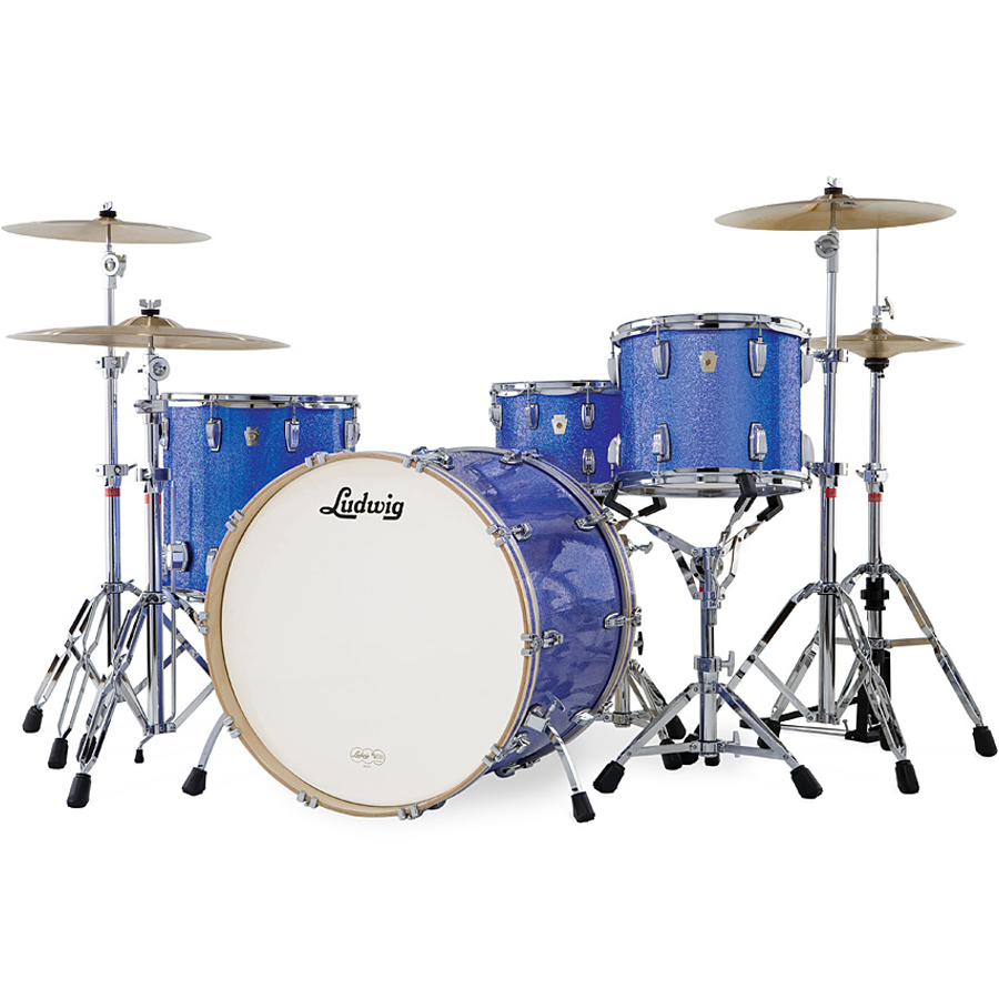 Ludwig Legacy Classic Maple Drum Sets thumbnail