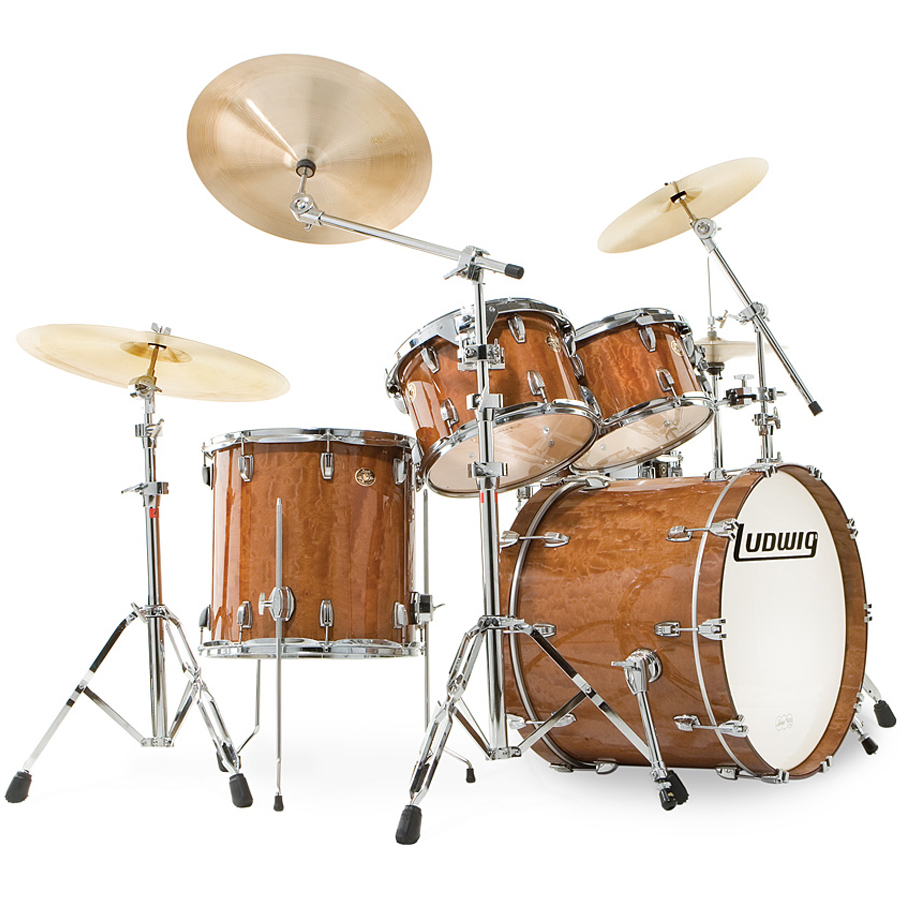 Ludwig Classic Maple Drum Sets thumbnail