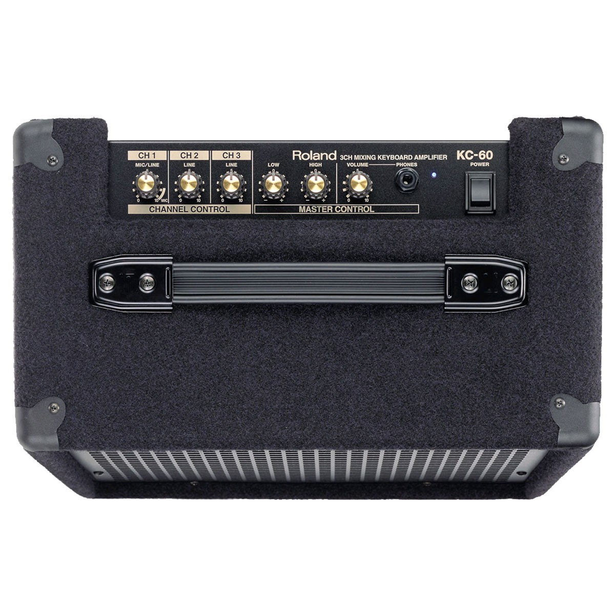 roland kc 60 keyboard amplifier elevated audio. Black Bedroom Furniture Sets. Home Design Ideas