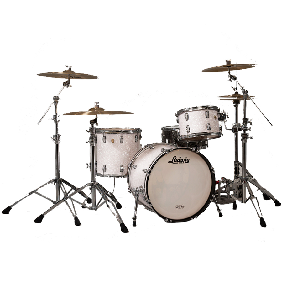 "Ludwig Classic Maple ""Ready To Play"" Drum Sets thumbnail"