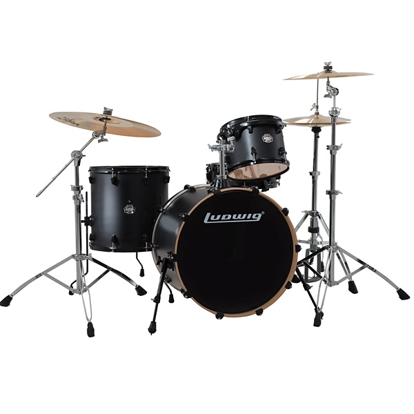 Ludwig Element Birch Series Drum Sets thumbnail