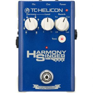 TC-Helicon Harmony Singer FX Processor thumbnail