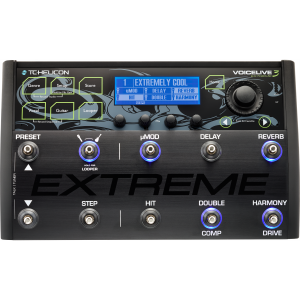 TC-Helicon VoiceLive 3 Extreme FX Processor thumbnail
