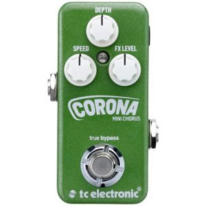 TC Electronic Corona Mini Chorus Pedal thumbnail