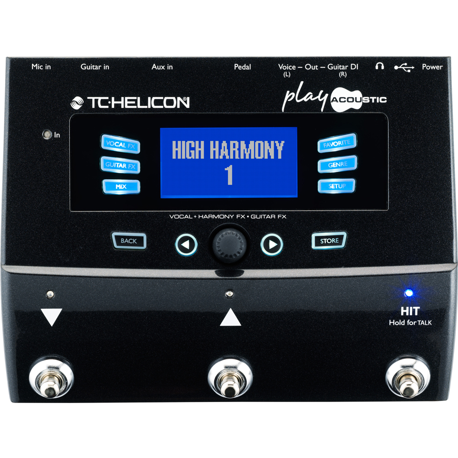 TC-Helicon Play Acoustic FX Processor thumbnail