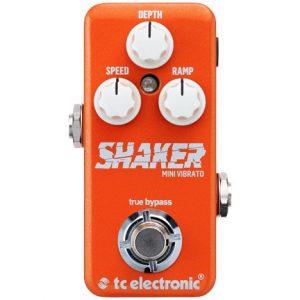 TC Electronic Shaker Mini Vibrato Pedal thumbnail
