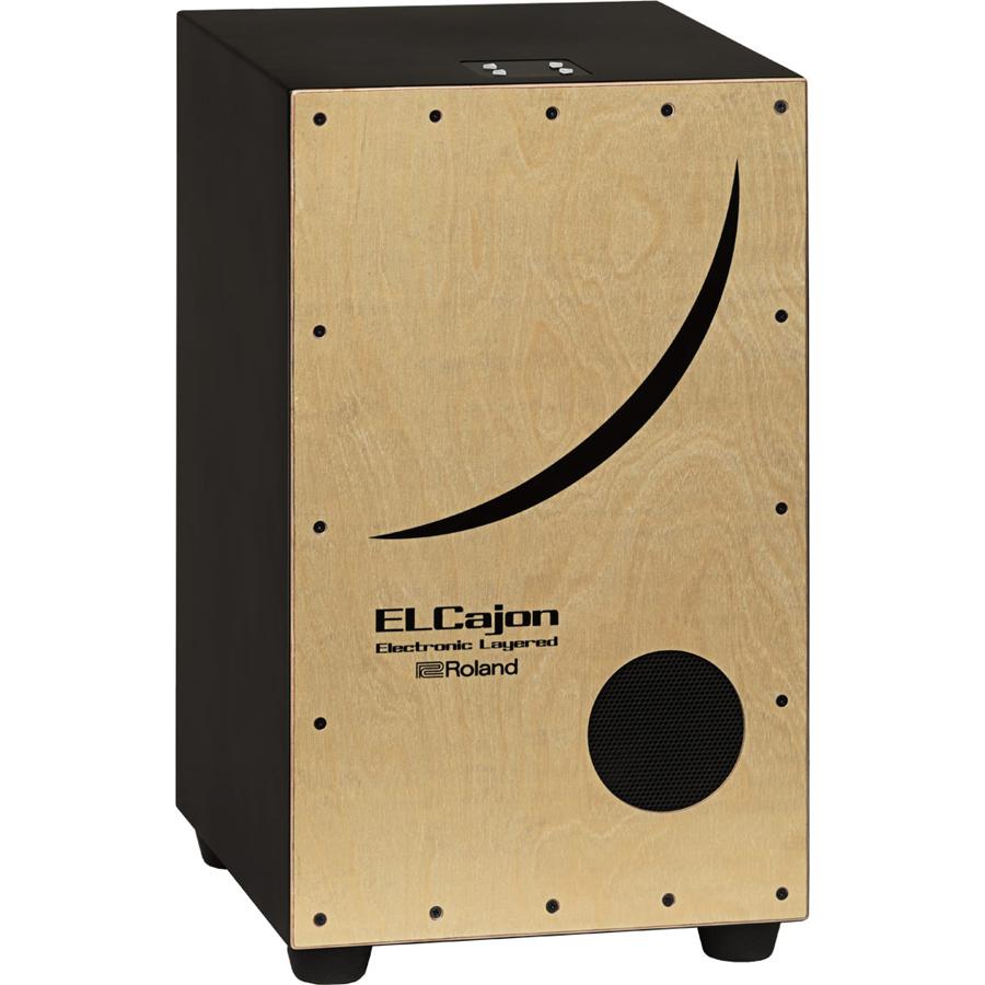 Roland ELCajon EC-10 Electronic Layered Cajon thumbnail