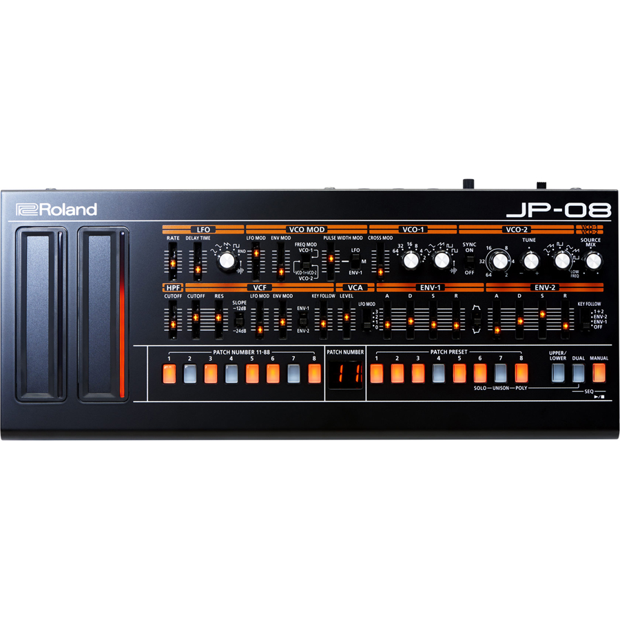 Roland Boutique JP-08 Sound Module thumbnail