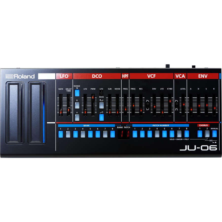 Roland Boutique JU-06 Sound Module thumbnail