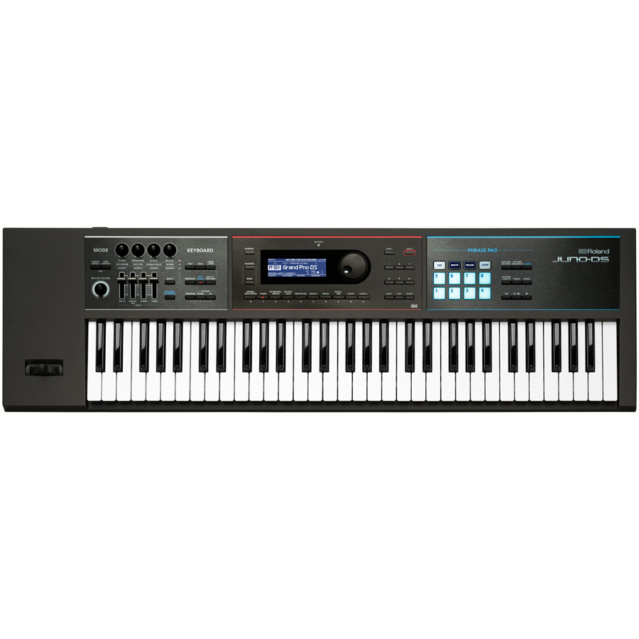 Roland JUNO-DS61 61-Key Synthesizer thumbnail