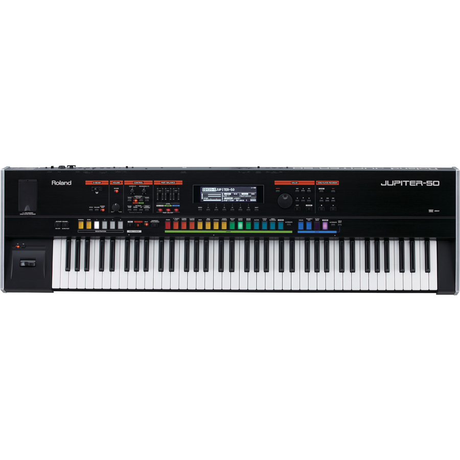 Roland JUPITER-50 76-Key Stage Synthesizer thumbnail