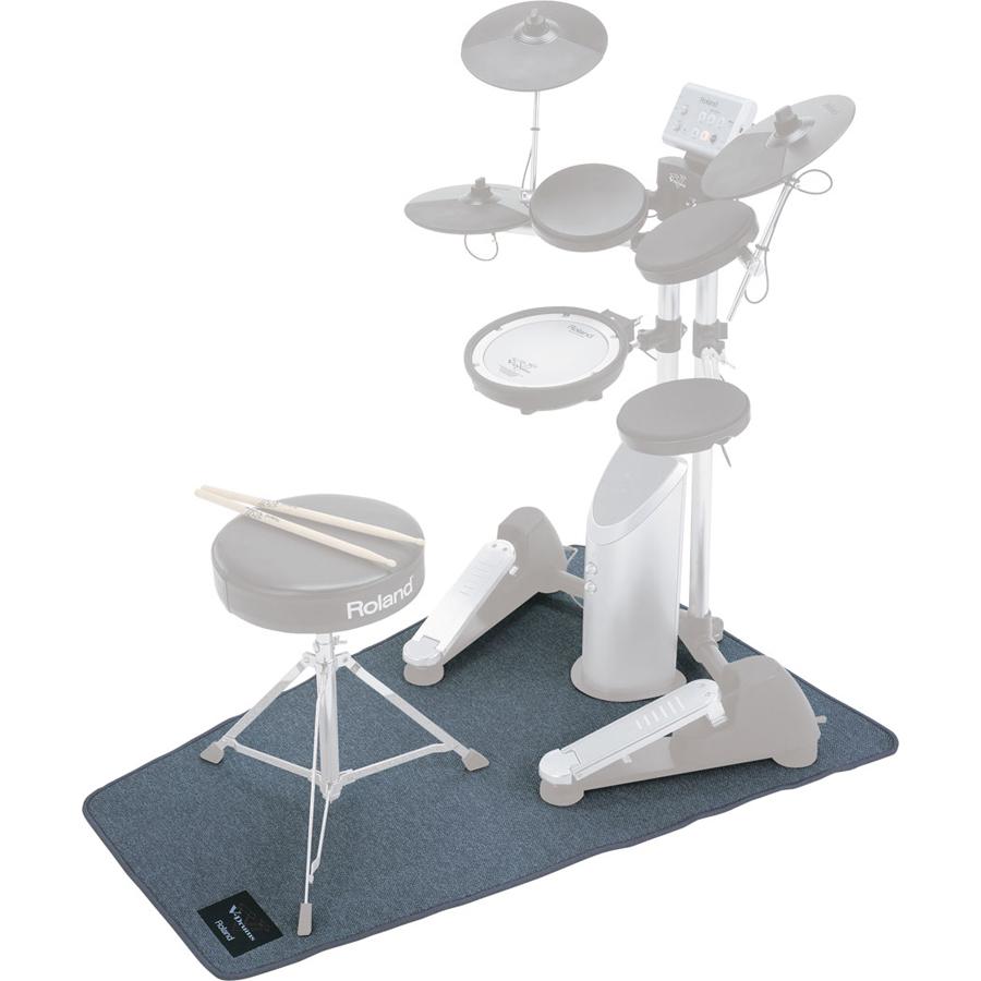 Roland TDM-1 V-Drum Mat for HD-1 Drum Kit thumbnail