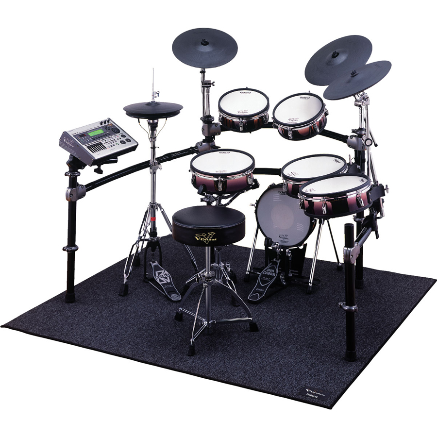 roland tdm 20 v drums mats elevated audio. Black Bedroom Furniture Sets. Home Design Ideas