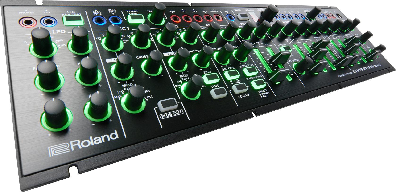 Roland System 1m : roland system 1m plug out synthesizer module elevated audio ~ Hamham.info Haus und Dekorationen