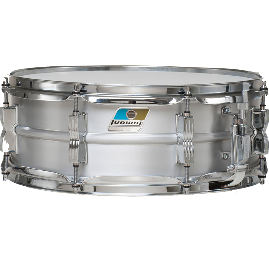 Ludwig Acrolite Snare Drums thumbnail