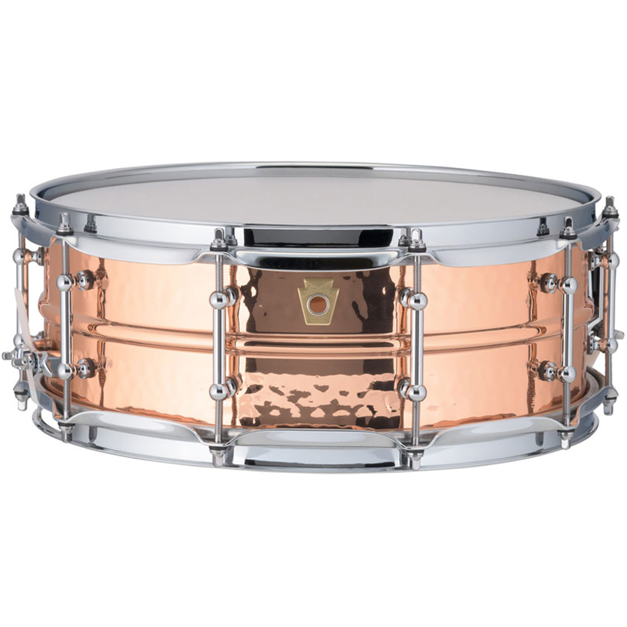 Ludwig Copper Phonic Snare Drums thumbnail