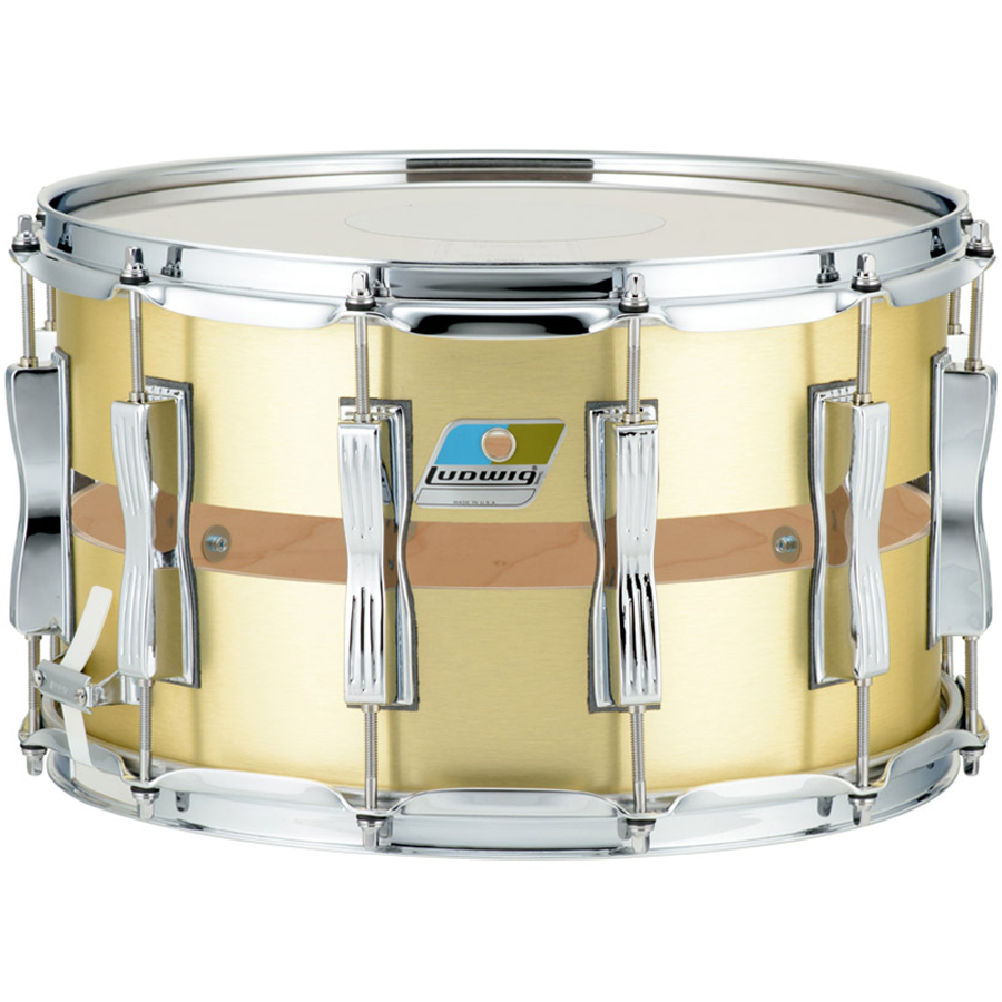 Ludwig Limited Edition Coliseum Snare Drums thumbnail